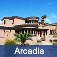 Luxury homes for sale in Arcadia of Phoenix AZ