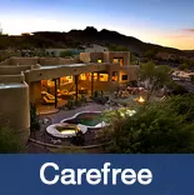 Luxury homes for sale in Carefree AZ