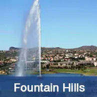 Luxury homes in Fountain Hills