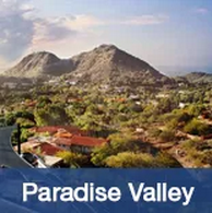 Luxury homes in Paradise Valley