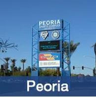 Luxury homes in Peoria AZ